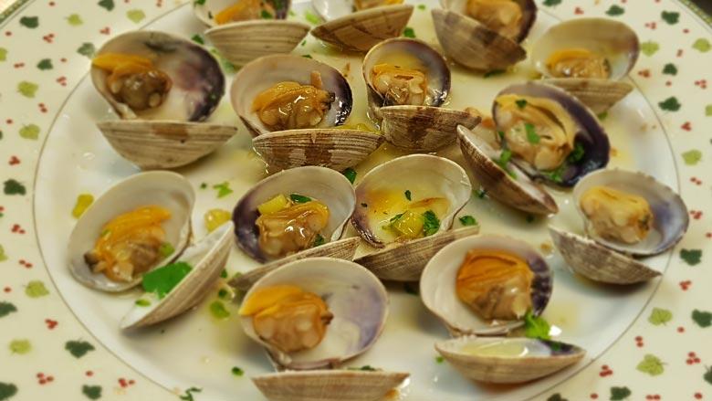 Ibai-gane cuisine fishes