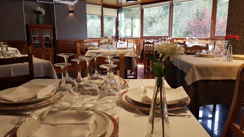 Ibaigane restaurant dinning room