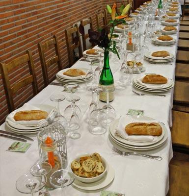 Ibai-gane Restaurant Dinning Room